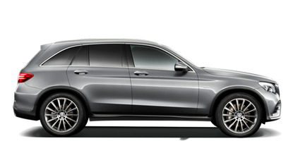 Mercedes GLC 4x4 Automatic