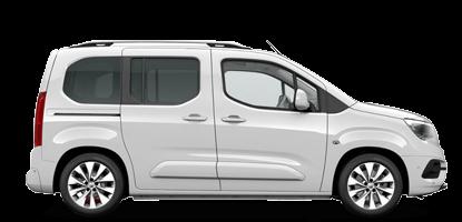 Opel Combo 5+2 Automatic