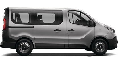 Renault Trafic 8+1 Automatic